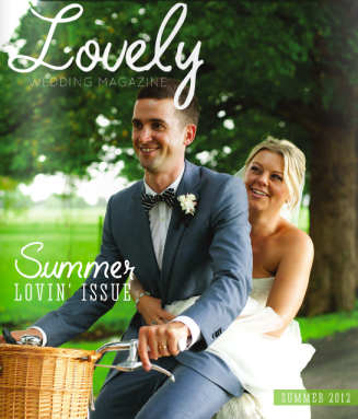 Lovely Wedding Magazine, Summer Issue